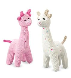 HearthSong #Fungifts #Gifts  Squeaky the Giraffe -Fun Gifts via- http://www.AmericasMall.com/hearthsong-gifts