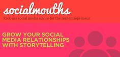 Storytelling hilft beim Beziehungsaufbau zum Kunden #socialmedia #socialmediamarketing #blog #aachen #website #facebook