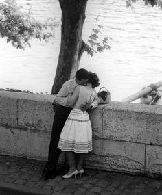 Nico Jesse  Lovers - Paris 1950s