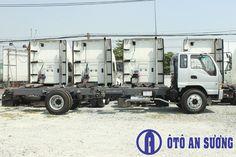 Xe tải Jac 9t1 công nghệ isuzu