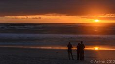 Three's a crowd on Camps bay beach Camps, Crowd, Landscapes, Celestial, Sunset, Beach, Outdoor, Sunsets, Paisajes
