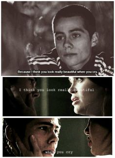 Stiles and Lydia <3