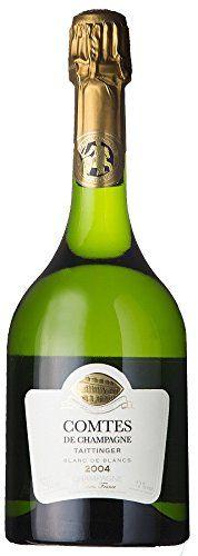 Taittinger Comtes de Champagne Blanc de Blancs Brut, 2004
