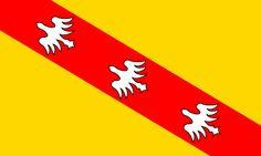 File:Flag of Lorraine.svg