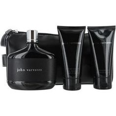 JOHN VARVATOS by John Varvatos SET-EDT SPRAY 4.2 OZ & AFTERSHAVE GEL 2.5 OZ & BODY WASH 2.5 OZ by John Varvatos. $72.00. Fragrance Notes: a mix of tamarind leaves, herbs and dates, with spice, woods, leather and vanilla, an alluring scent.. Recommended Use: romantic. Design House: John Varvatos. a mix of tamarind leaves herbs and dates with spice woods leather and vanilla an alluring scent.. Save 18%!