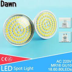 LED Spotlight Bulb Bombilla LED GU5.3/MR16 GU10 AC 220V 4W 6W 8W 9W SMD 5730/2835 Spot Light Bulb Lampada Ampoule Lamp Lampara. Yesterday's price: US $1.12 (0.97 EUR). Today's price: US $1.12 (0.97 EUR). Discount: 37%.