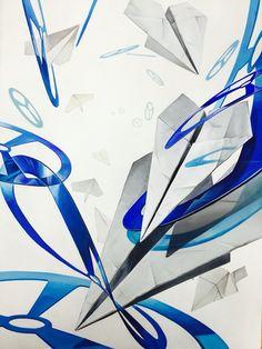 기초디자인 Sketch Painting, Realism Art, Pattern Illustration, Painting Patterns, Stripes, Layout, Graphic Design, Drawings, Poster