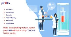 #Prolis is a fully-featured, COVID-specific #LIMS solution that can help you & your team to handle sensitive patient data accurately & safely. Automate lab workflows with our #labinformationmanagementsystem that is ready for fast deployment. Try a free trial: Laboratory Information Management System, Monmouth County, Health Organizations, Technology Design, Medical Science, Microbiology, Custom Labels, Clinic, Software