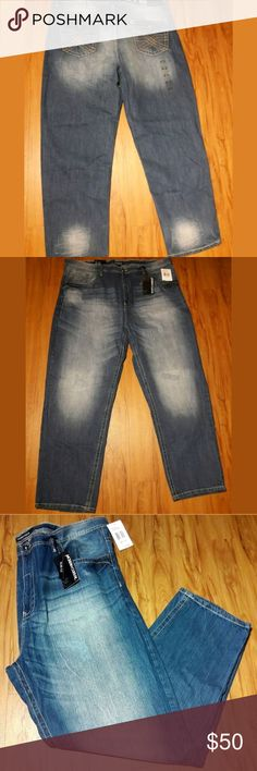 Modern Culture Mens Jeans Slim Fit Size W46 x L32 Modern Culture   NWT Men's Jeans Slim Fit Distressed Desert Wash Pants Size W46 x L32. Great for every day wear. The Perfect addition to add to your wardrobe. A Must Have! Retail $74.00  Brand New Jeans with Tags  Please view all images before purchasing  Thank you for Looking & Sharing  Happy Poshing😄💗 Modern Culture Jeans