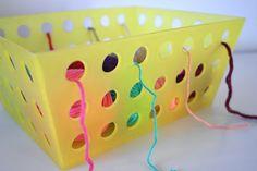 Handige Haaktip: organiseer je bolletjes garen