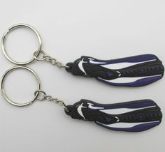 3D sofft pvc keychain