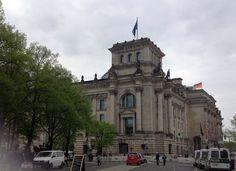 Architecture , Reichtasg, Berlin Germany