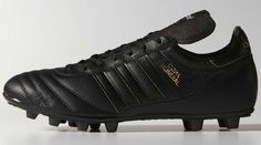ef645f256 Blackout Adidas Copa Mundial Boot Released - Footy Headlines Cool Football  Boots