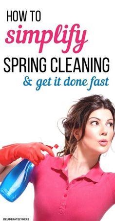 Do you dread spring cleaning? Here's how to spring clean your house like an expert with a cheat sheet to help your house look like new again. Steam Cleaning, Deep Cleaning, Cleaning Hacks, Hood Fan, Spring Cleaning Checklist, Professional Cleaners, Garbage Can, Cheat Sheets, Getting Things Done