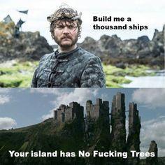Game of Thrones Iron Islands Meme