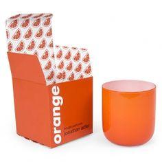 Jonathan Adler Orange Candle