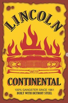 #LINCOLNLIFE #61-69  #suicidedoors