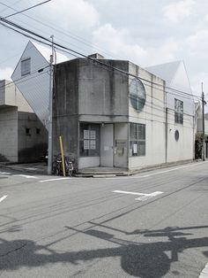 Kazuo Shinohara . house in Higashi