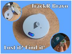 Do you ever misplace your keys and end up being late because you have to search for them? Do you wish there was a better way to keep track of your stuff? There is! With the TrackR Bravo, finding your keys is as simple as downloading a free app to your smart phone!