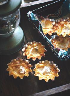 Camembert Cheese Cup Cake