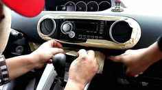 How To Paint Car Dashboard   Diy Tips (scion Xb, 2011)