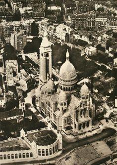 La basilique du Sacré-Coeur - 1920