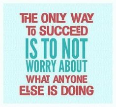 Do not worry quotes about success