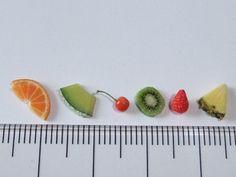 Miniature food - miniature YOYO STUDIO  Oh WoW!