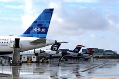 LGB hosts four airlines offering non-stop service to 13 U.S. cities and serving over 3 million commercial airline passengers annually.