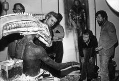 ridley and company creating the alien