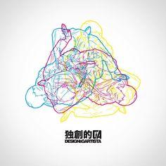 BJJ Triangle CMYK No. 2 #gartistabjj #cmyk #pantone #designbygartista #brazil #japan #canvas #print #独創的GA #rashguard #bjj #brazilianjiujitsu #nogi #bjjnogi #grappling #bjjart #ibjjf #panchampionship2016 #bjjlifestyle #bjjfriends #triangle #jjstyle #original #design #illustration #teammates #art #gbpreston #artworkbygartista #gartista
