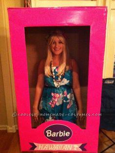 Hawaiian Barbie.