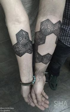 You're the missing piece, via Siha Tattoo/Tattrx.