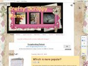 Crafty Scrappy Mamas is on Blog Nation!