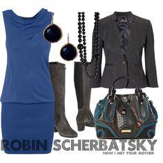 How I Met Your Mother - Robin Scherbatsky
