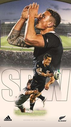 All Blacks Rugby Team, Nz All Blacks, Rugby Players, Football Players, Rugby Workout, Rugby Poster, South Africa Rugby, Sonny Bill Williams, Rugby Men