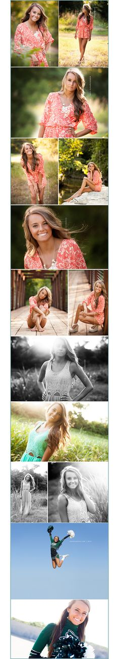 My gorgeous cousin Taylor traveled from Indiana this summer for her senior…
