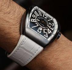 Franck Muller Vanguard Glacier Watch Hands-On   juwelier-haeger.de