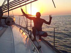 """Viaje en dos veleros a lo largo de la costa que va de Bodrum a Fethiye (Turquía) en uno de nuestros viajes organizados """"plaza a plaza""""."""