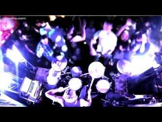 Live Drumming & Deejaying! - YouTube