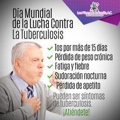 24 de marzo, Día Mundial de la Lucha Contra la Tuberculosis.