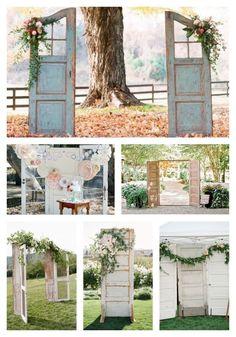entry backyard wedding ideas couples dedebdea
