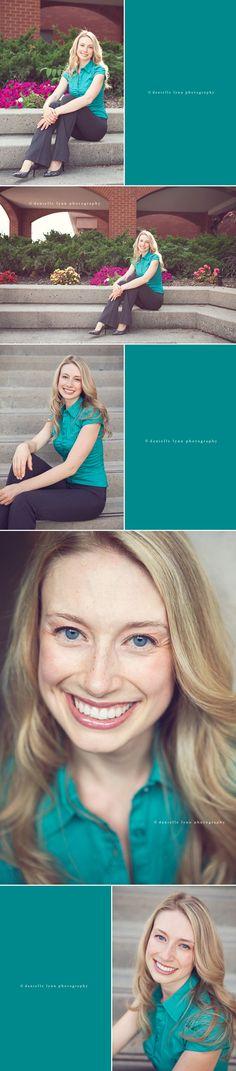 Professional Headshots Orleans Ontario - Danielle Lynn Photography
