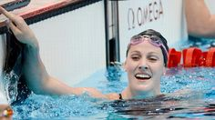 Missy Franklin- awesome girl! Can't wait to see her in 2016!
