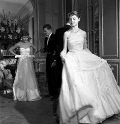 """Robert Doisneau Brigitte Bardot, for """"Vogue"""" 1950"""