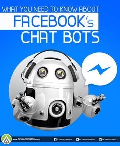While #Facebook #Messenger's new ChatBot feature is a #DigitalMarketing tool, it can also be great for #CustomerService.