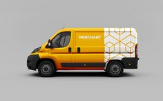 Merchant Logistics on Behance