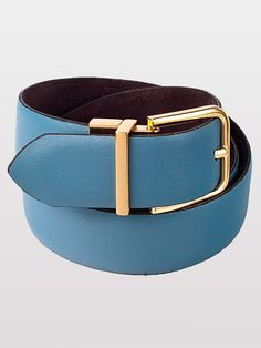 Reversible Leather Belt | Shop American Apparel