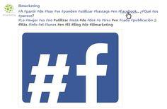Hastags en #Facebook (I): Apariencia y Privacidad. Puedes leer el artículo completo en: http://blog.ilimarketing.com/hastag-facebook-1
