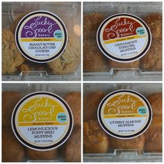 No Time for Homemade Gluten Free Baked Goods? Try Lucky Spoon Bakery!